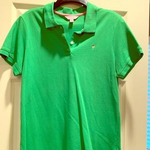 Lilly Pulitzer XL polo shirt